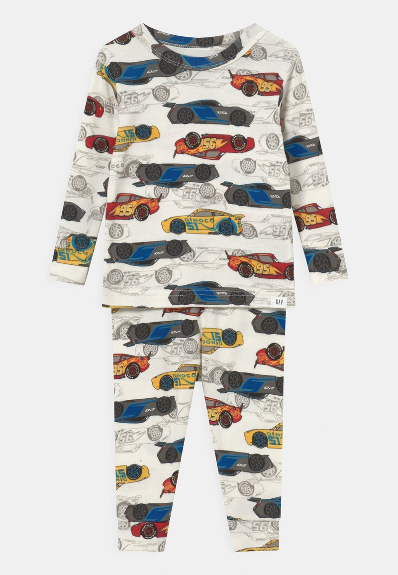 GAP - DISNEY CARS TODDLER UNISEX - Pyjama set - dream milk