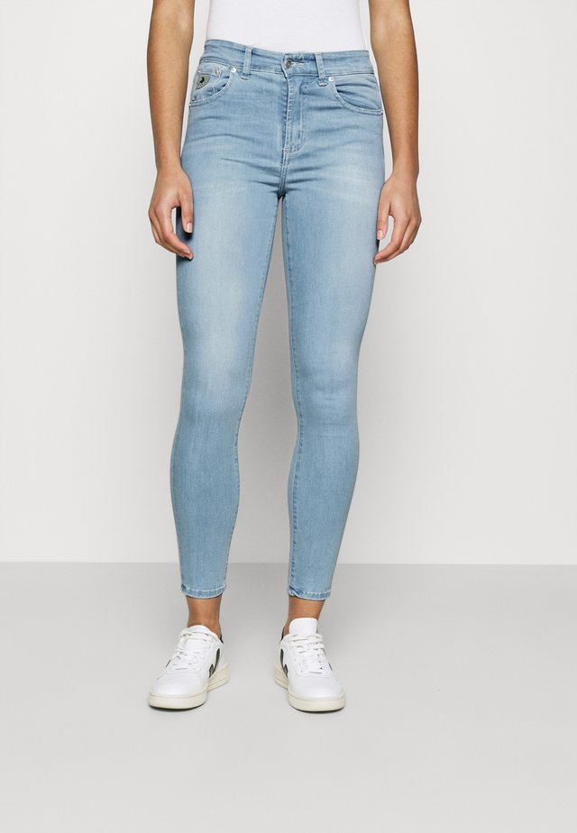 CELIA - Jeans Skinny Fit - light stone