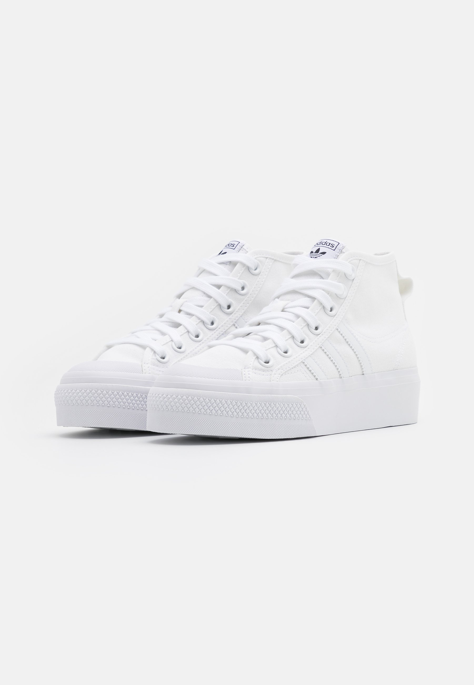 adidas Originals TOP TEN Høye joggesko footwear white