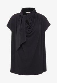 By Malene Birger - KATIE - T-shirt z nadrukiem - black - 4