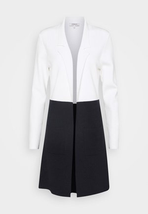 MIRABEL - Cardigan - marine/off white