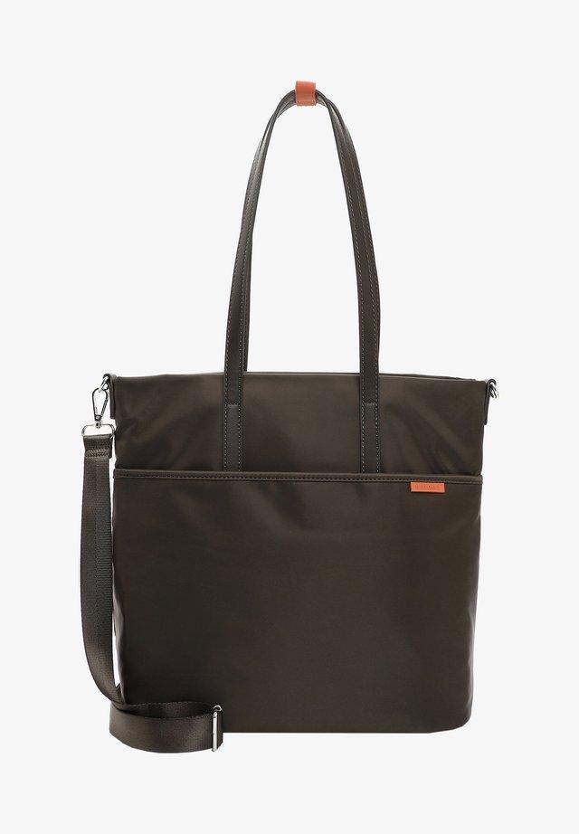 DAGMAR - Shopping bag - green
