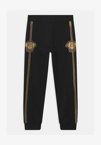 Versace - BOTTOM FELPA UNISEX - Pantalon de survêtement - nero - 0