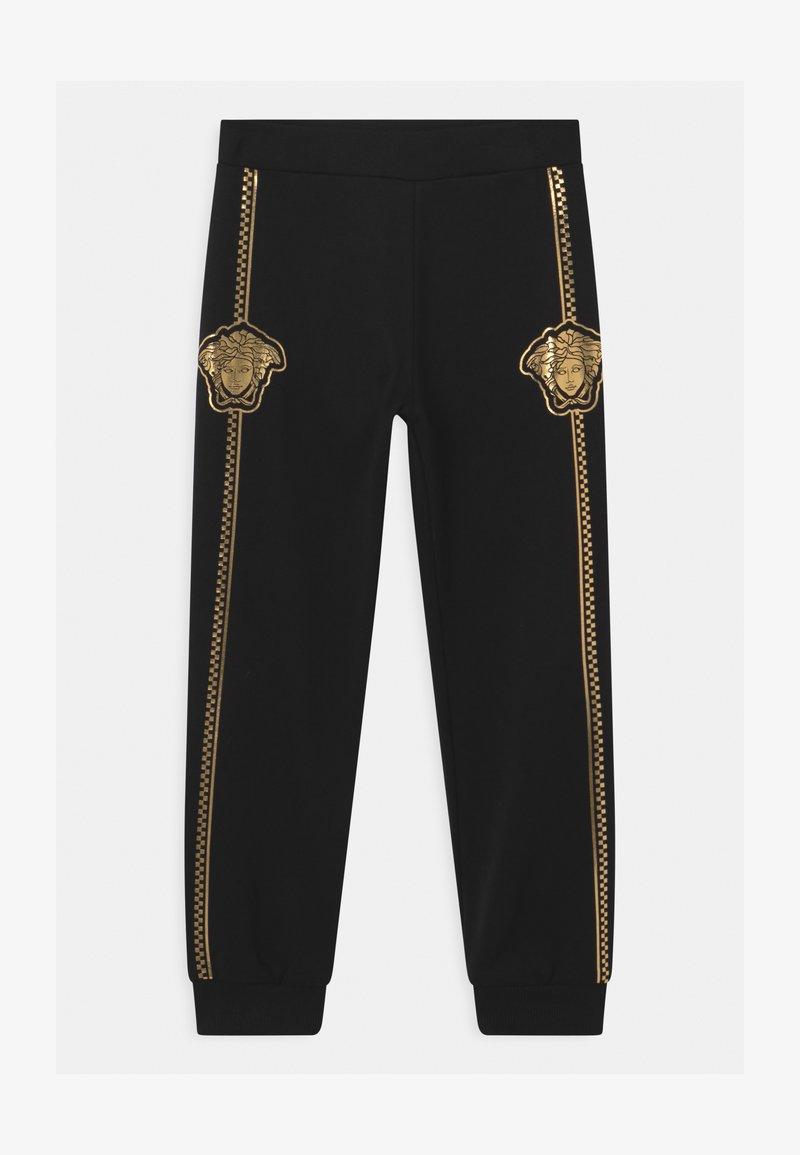 Versace - BOTTOM FELPA UNISEX - Pantalon de survêtement - nero