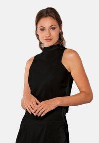 SinWeaver - FESTLICHES  - Maxi dress - schwarz - 2