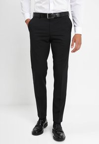 Tommy Hilfiger Tailored - Suit trousers - black - 0