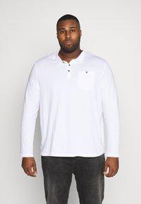 Burton Menswear London - 2 PACK - Polo shirt - navy - 1
