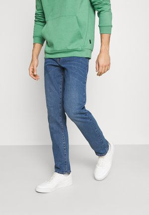 RYDER - Jeans Straight Leg - light blue denim