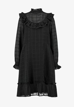 YASCHECKO DRESS - Vapaa-ajan mekko - black