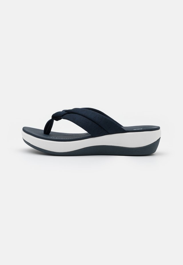 ARLA KAYLIE - T-bar sandals - navy