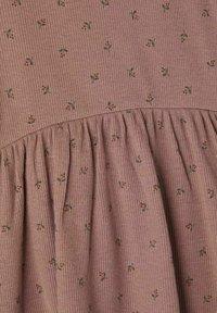 Name it - Jumper dress - brown - 2