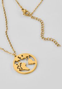 Heideman - WELTKUGEL GLOBUS - Necklace - gold-coloured - 3