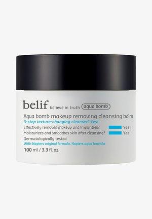 Makeup remover - AQUA BOMB MAKEUP REMOVER OIL BALM 100ML