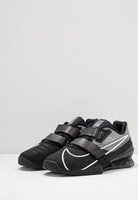 Nike Performance - Treningssko - black/white - 3