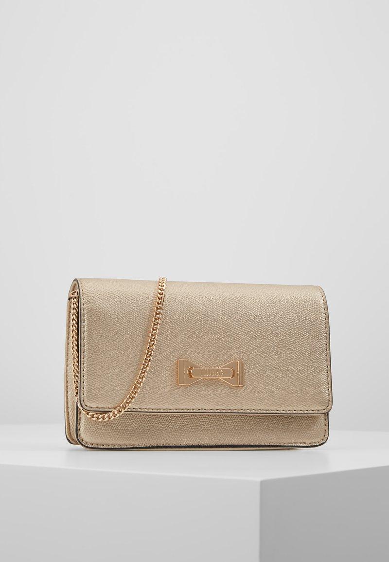 LIU JO - BELT BAG CAMEO - Bum bag - gold