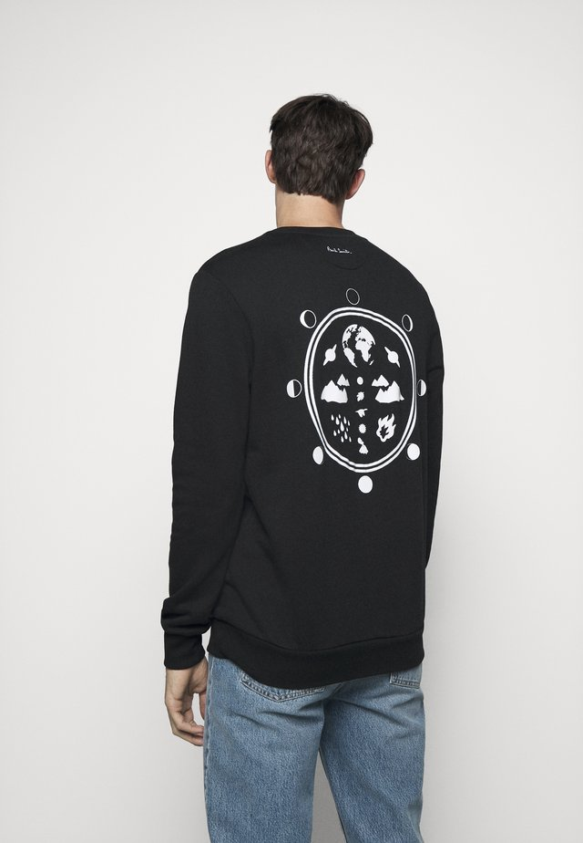 GENTS WORLD ELEMENTS  - Sweatshirt - black