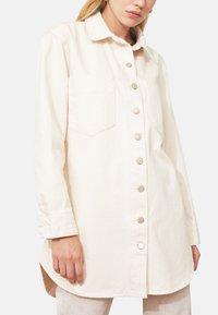 Trendyol - Summer jacket - cream - 3
