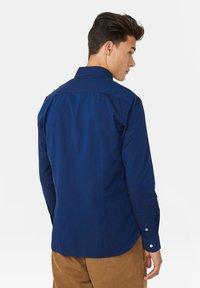 WE Fashion - SLIM FIT - Overhemd - indigo - 2
