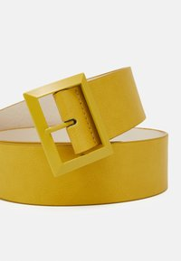 Benetton - BELT - Pásek - yellow - 3
