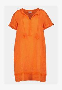 GINA LAURA - Day dress - orange - 0