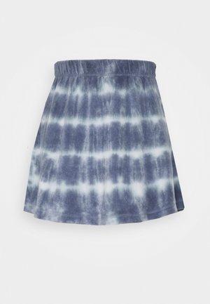 SHORTY SKIRT - Minisukně - blue