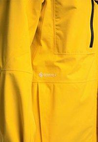 Haglöfs - ELATION GTX JACKET  - Snowboard jacket - pumpkin yellow - 5