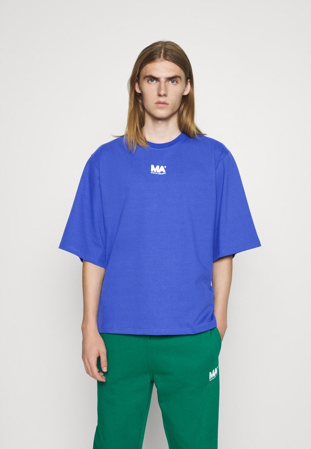 TEE - T-shirt con stampa - classic blue