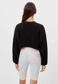 Bershka - Sweater - black - 2