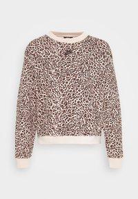 Nike Sportswear - PACK CREW - Sweatshirt - particle beige - 4