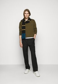 PS Paul Smith - ZEBRA CREW NECK - Sweatshirt - khaki - 1