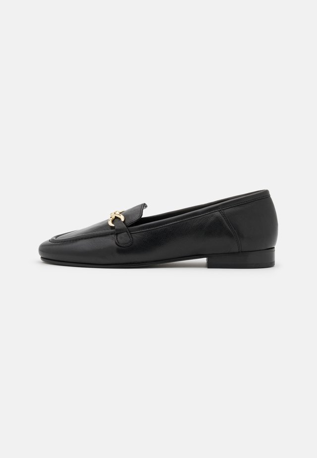 LEXINGTON LOAFER - Instappers - black