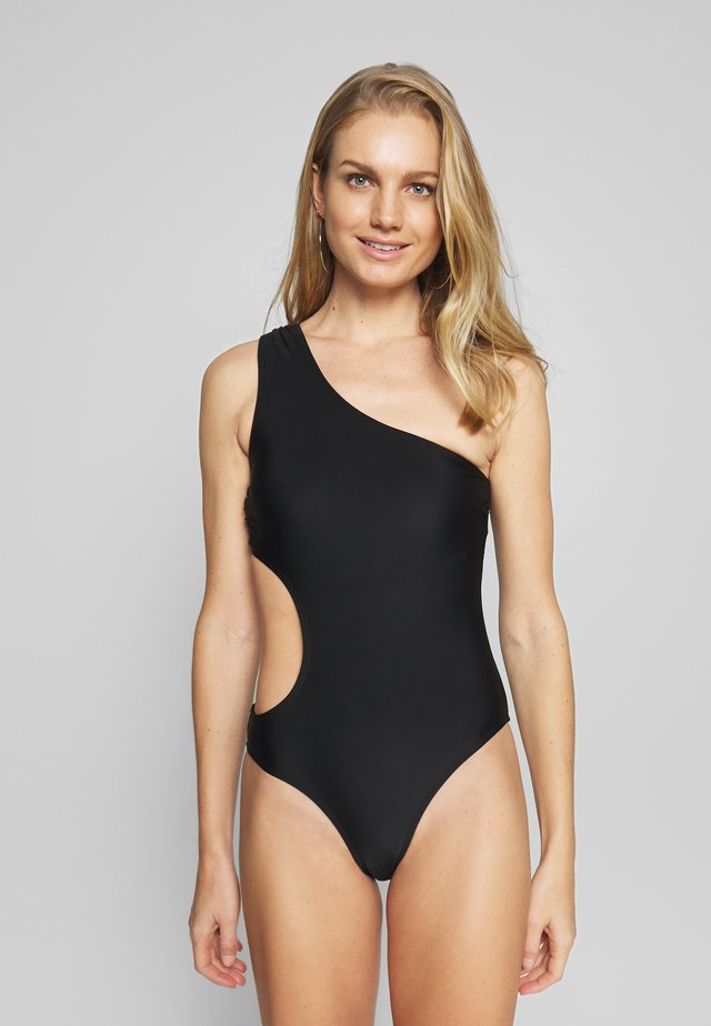 YASHANNAH SWIMSUIT - Plavky - black