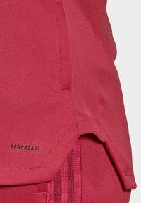 adidas Performance - TIRO  - Training jacket - pink - 8
