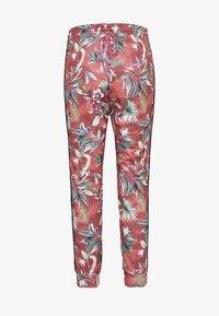 Replay - PANTS - Pantaloni sportivi - redflower - 1