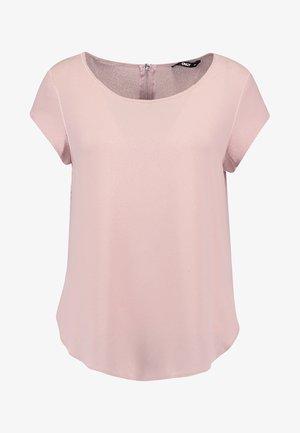 ONLVIC SOLID  - T-shirt z nadrukiem - pale mauve