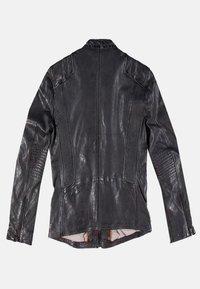 Emilio Adani - Leather jacket - schwarz - 5