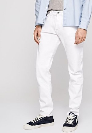 STANLEY - Slim fit jeans - white