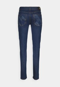 Versace Jeans Couture - HARRY LASER LOGO - Slim fit jeans - light-blue denim - 1
