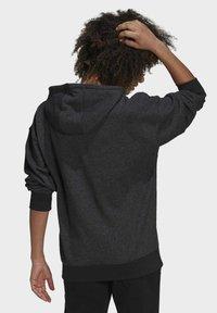 adidas Originals - Sweat à capuche - black melange - 1