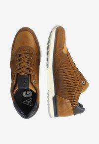 Gaastra - KAI PRISMA - Sneakers laag - cognac - 1
