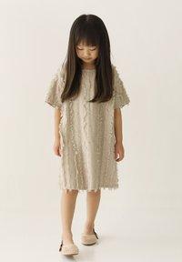 Rora - Day dress - beige - 2