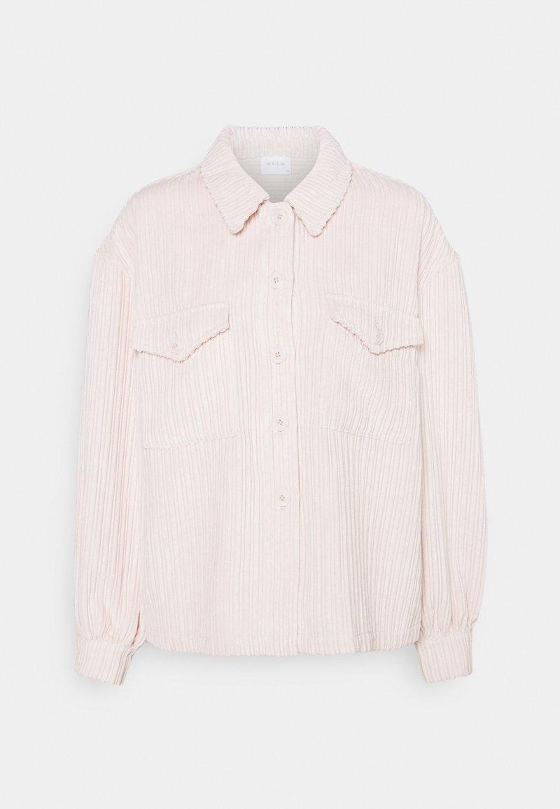Vila - VILOCK JACKET - Lett jakke - peach blush