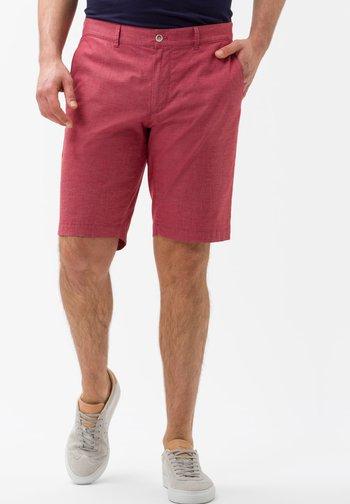STYLE BOZEN - Shorts - red