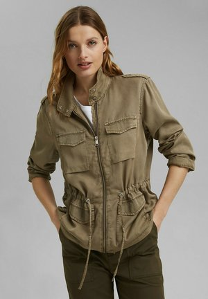 Summer jacket - light khaki