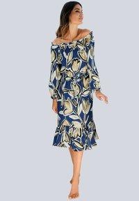 Alba Moda - Day dress - blau - 1