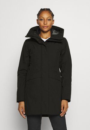 CAJSA - Winter coat - black