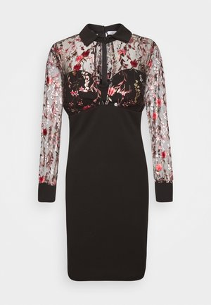 DRESS - Robe d'été - black