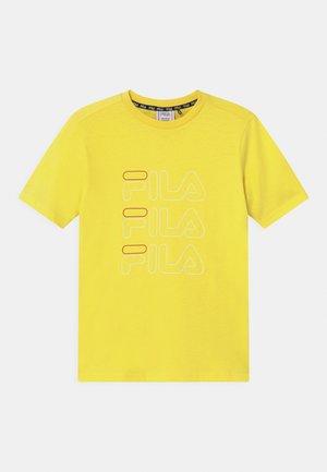 JULEON GRAPHIC - Camiseta estampada - aurora