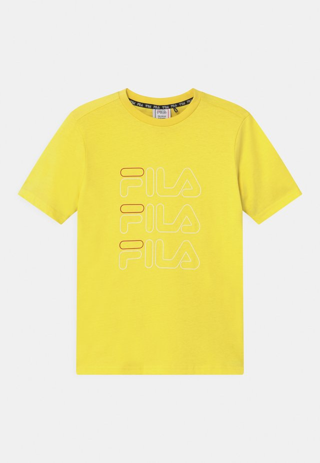 JULEON GRAPHIC - T-shirt con stampa - aurora