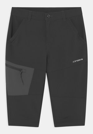 KOBE - Outdoor shorts - anthracite